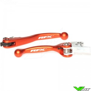 RFX Flexible clutch and brake lever set - KTM 125SX 150SX 125EXC 200EXC