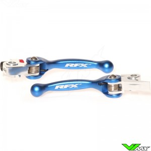 RFX Flexible clutch and brake lever set - Husqvarna Husaberg