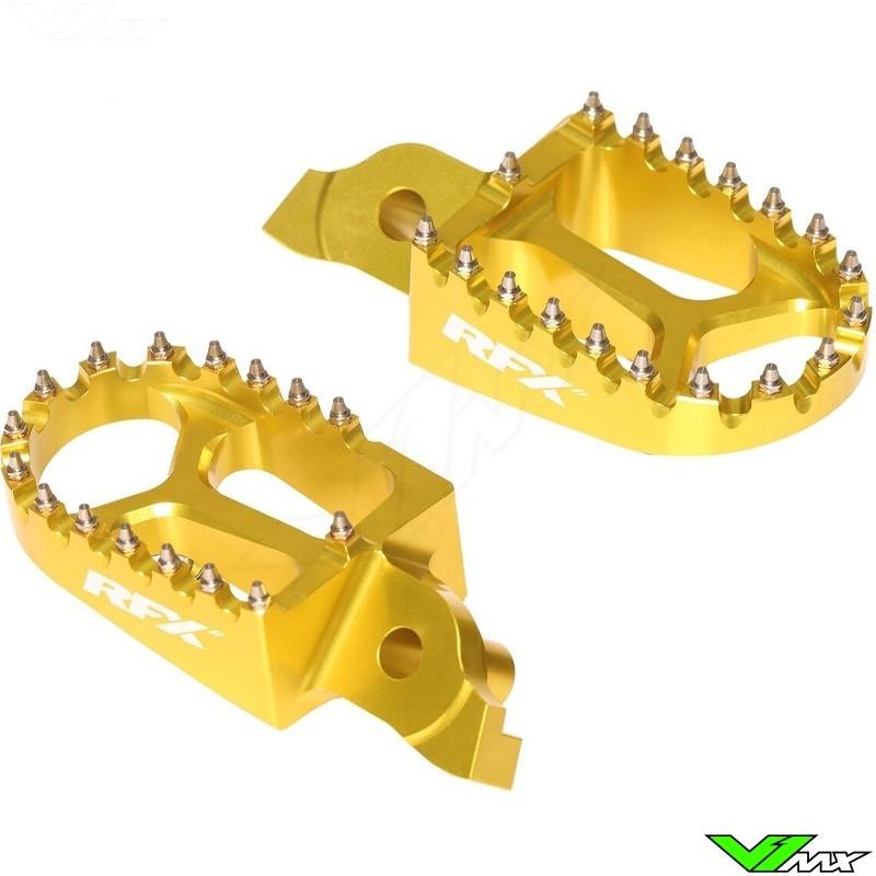 RFX Footpegs - Suzuki RMZ250 RMZ450