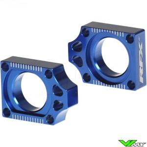 RFX Achteras blokken Blauw - Yamaha YZF250 YZF450