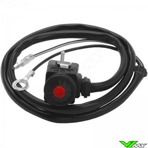 RFX Kill Switch - Kawasaki KX60 KX65 KX80 KX85 KX100 KX125 KX250