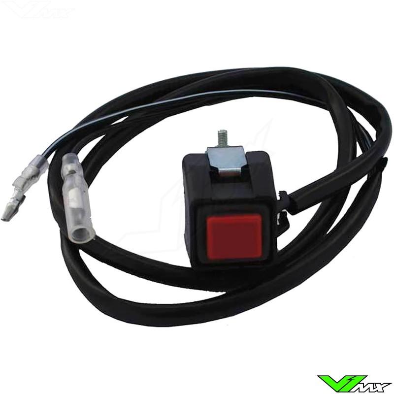 RFX Stopknop - Yamaha YZ65 YZ80 YZ85 YZ125 YZ250 YZF250 YZF400 YZF426 YZF450