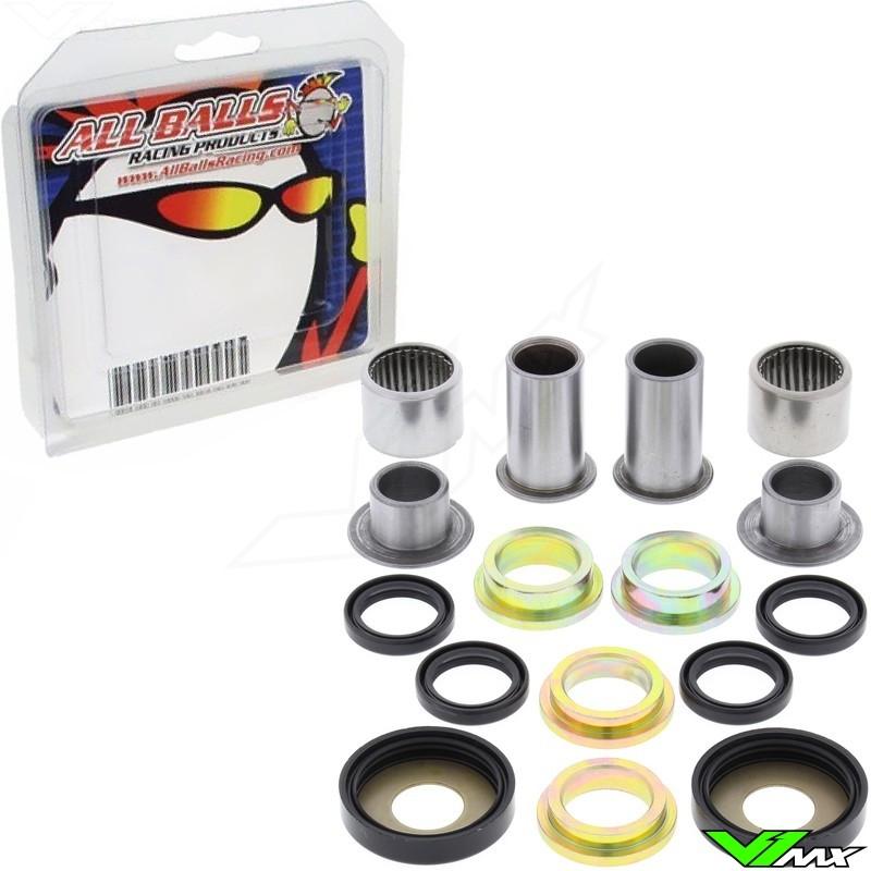 All Balls Achterbrug lagerset - Suzuki RM125 RM250 RM500