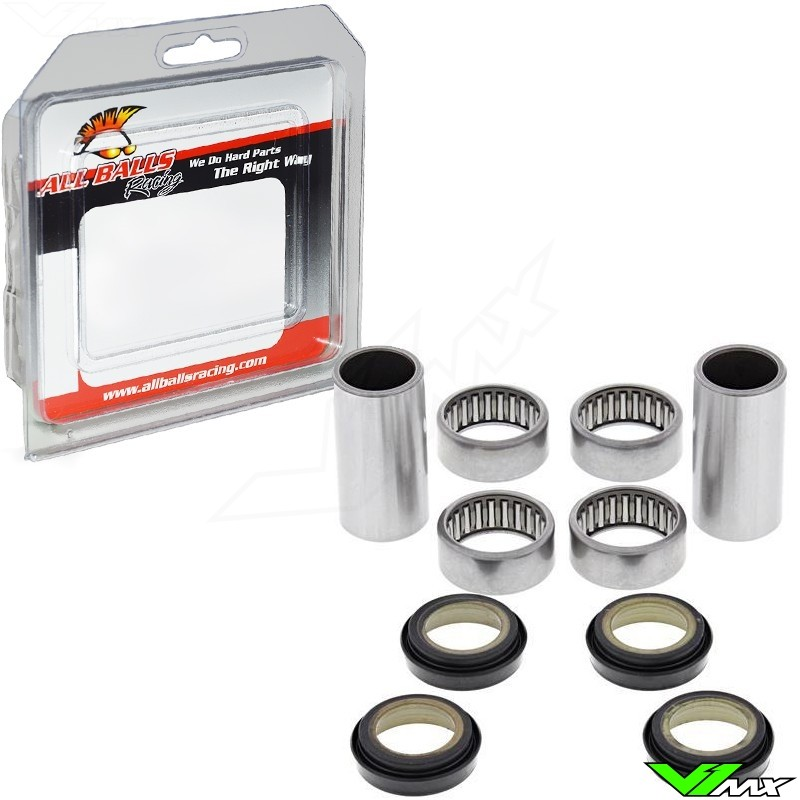 All Balls Swingarm bearing kit - Kawasaki KX125 KX250