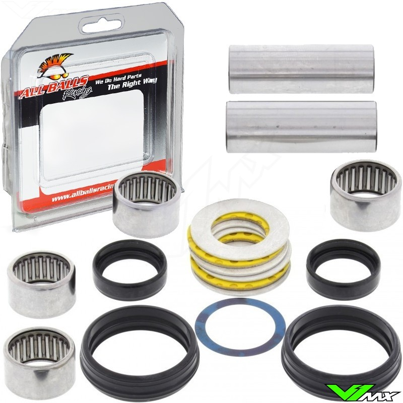 All Balls Swingarm bearing kit - Yamaha YZ250 YZ490 WR250 WR500