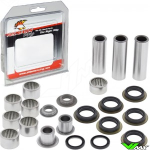All Balls Linkage Bearing Kit - Kawasaki KX80 KX85 KX100 Suzuki RM100