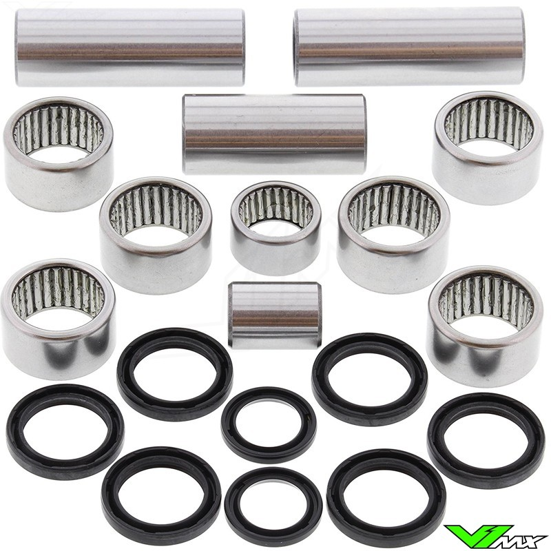 All Balls Linkage Bearing Kit - Kawasaki KLX400 Suzuki RM125 RM250 DRZ400