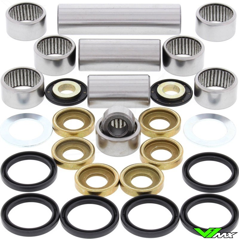 All Balls Linkage Bearing Kit - Honda CR125 CR250 CRF250R CRF450R CRF250X CRF450X
