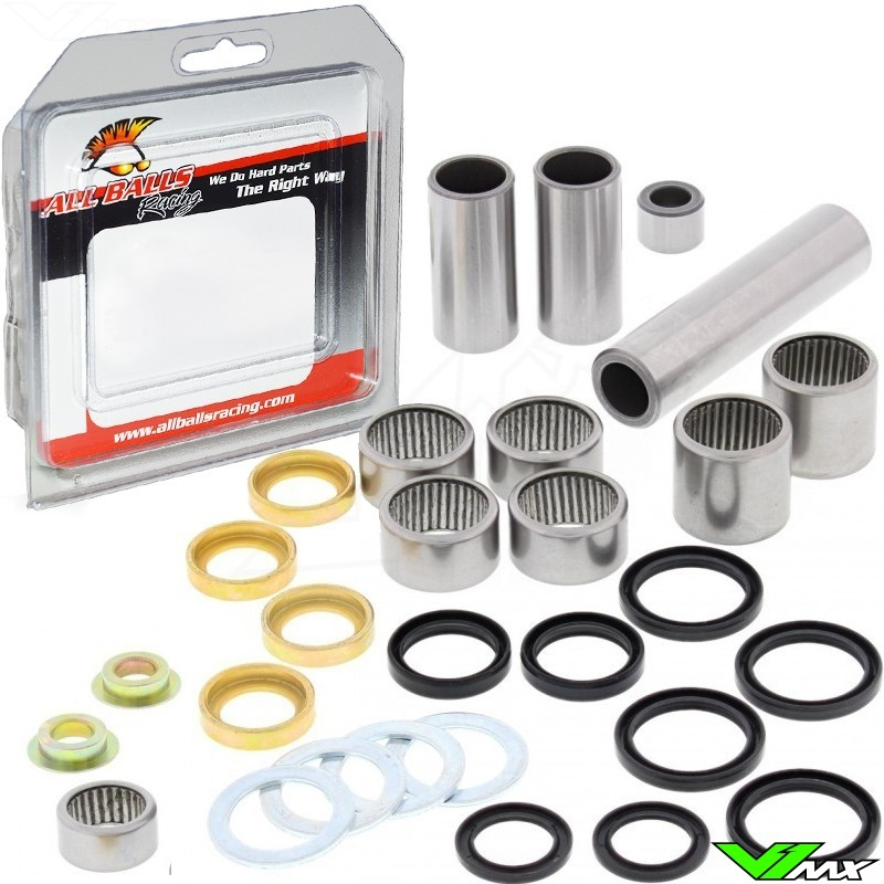 All Balls Linkage Bearing Kit - Yamaha YZF250 YZF450 WR250F WR450F