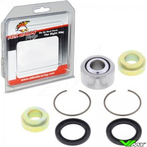 All Balls Lower / Upper Shock Bearing Kit - Suzuki RM125 RM250 DR650SE