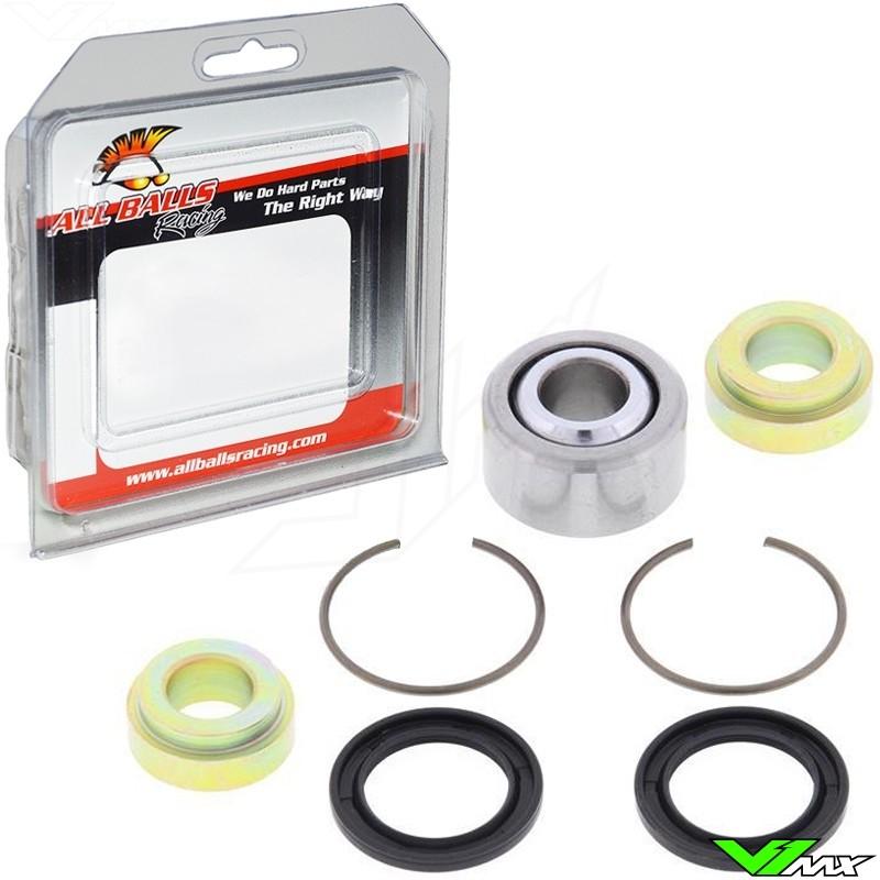 All Balls Onderste / Bovenste Schokdemper lagerset - Suzuki RM125 RM250 DR650