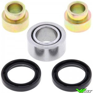 All Balls Lower / Upper Shock Bearing Kit - Honda CR125 CR250 CR500 XR200R