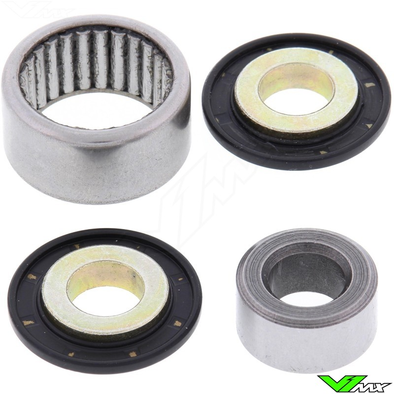 All Balls Lower / Upper Shock Bearing Kit - Suzuki RM80 Honda CR125 CR250 CRF250R CRF450R CRF250X CRF450X CRF450RX XR650R