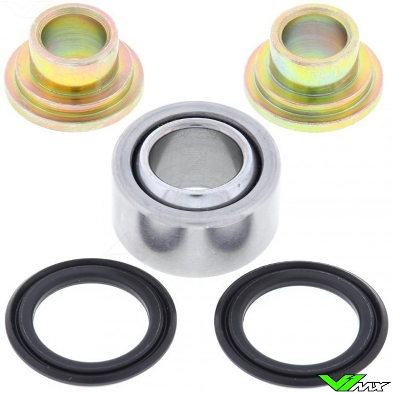 All Balls Lower Shock Bearing Kit - Yamaha YZ125 YZ250 YZF400 YZF426 WR250 WR400F