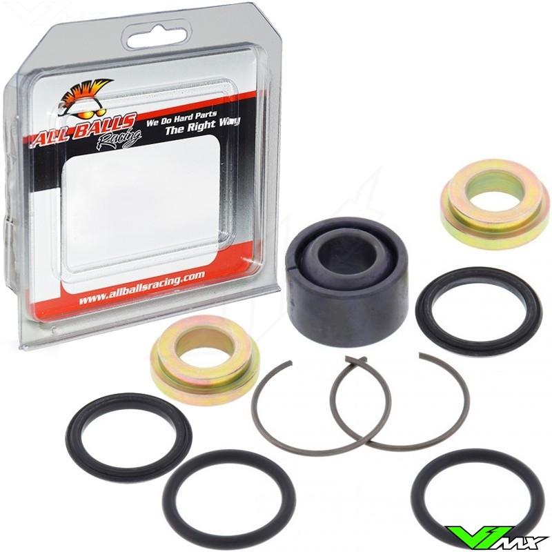 All Balls Lower / Upper Shock Bearing Kit - Kawasaki KX60 KX80 KX125 KX250 KX500 Suzuki RM60