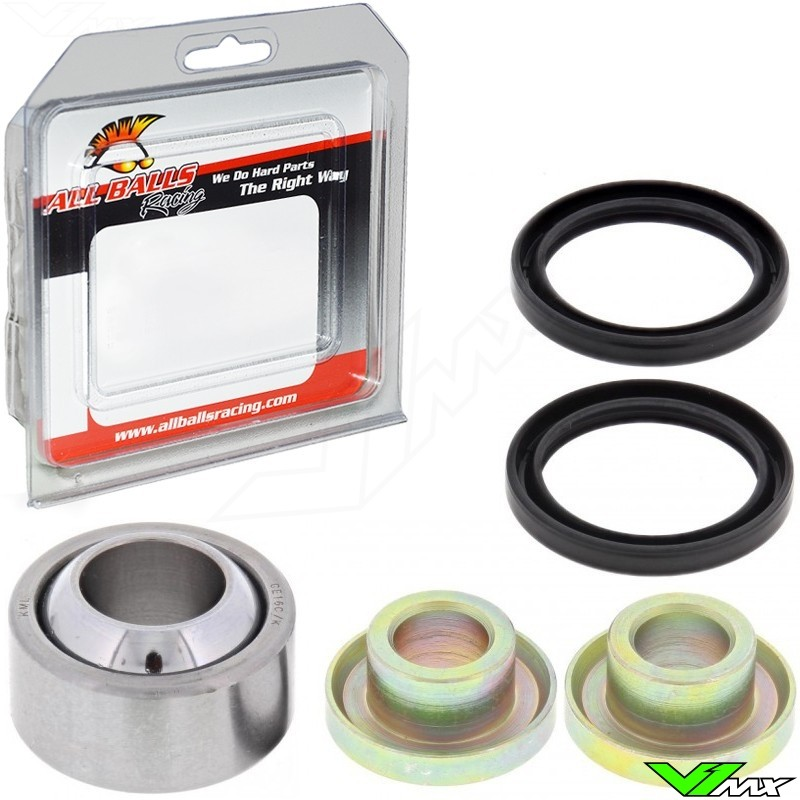 All Balls Lower Shock Bearing Kit - Husaberg FC450 FE450 FE550 FE650