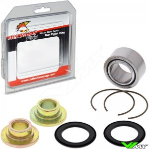 All Balls Lower / Upper Shock Bearing Kit - KTM 50SX 50SXPROJR 50SXPROSR 65SX Husqvarna TC50 TC65