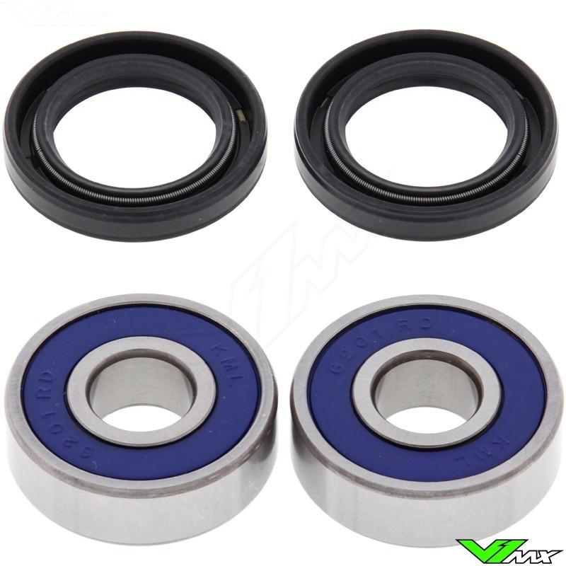 All Balls Voorwiel lagerset - Honda CR80 CR85 CRF70F CRF80F CRF100F CRF110F CRF125F XR70 XR80 XR100