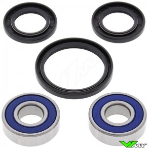All Balls Front Wheel Bearing Kit - Suzuki RMX250 DR650SE