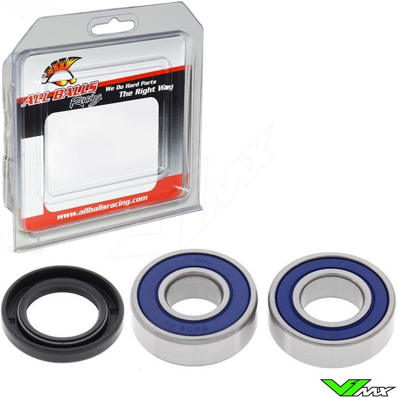 All Balls Front Wheel Bearing Kit - Yamaha TT-R250