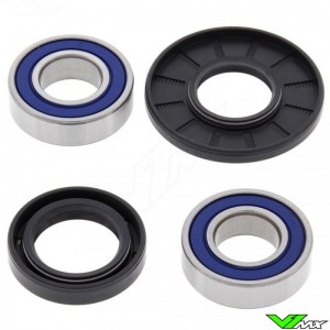 All Balls Front Wheel Bearing Kit - Honda CR125 CR250 CR500
