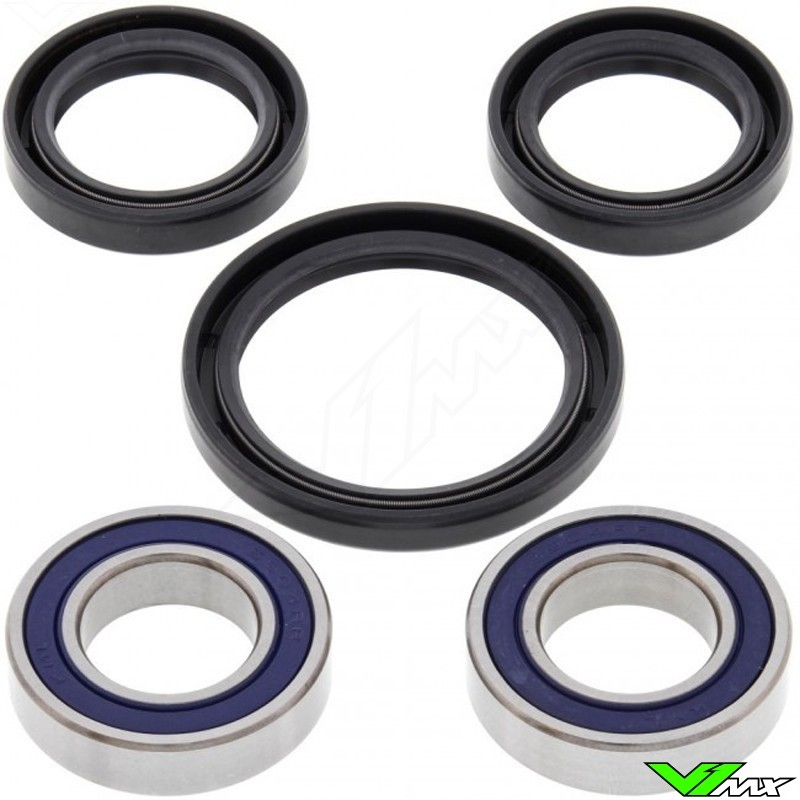 All Balls Front Wheel Bearing Kit - KTM 520SX 125EXC 200EXC 250EXC 300EXC 380EXC 400EXC 520EXC