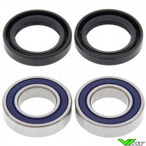 All Balls Front Wheel Bearing Kit - Yamaha YZ125 YZ250 YZF250 YZ250X YZF400 YZF426 YZF450