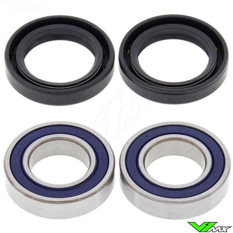 All Balls Front Wheel Bearing Kit - Yamaha YZ125 YZ250 YZ250X YZF250 YZF400 YZF426 YZF450