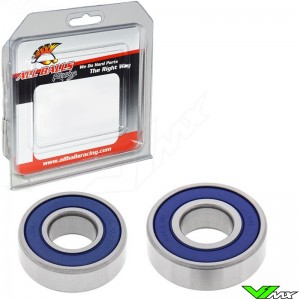 All Balls Front Wheel Bearing Kit - Kawasaki KX250