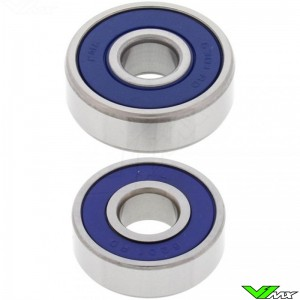 All Balls Front Wheel Bearing Kit - Kawasaki KX80 KX100