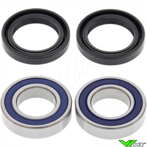 All Balls Voorwiel lagerset - Gas-Gas EC125 EC200 EC250 EC250F EC300 EC450F