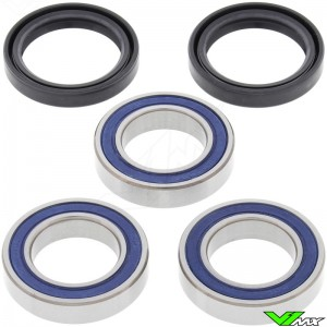 All Balls Front / Rear Wheel Bearing Kit - KTM Kawasaki Suzuki Yamaha Husqvarna