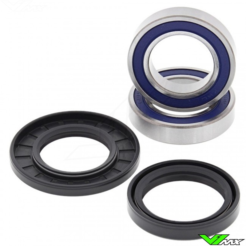 All Balls Front Wheel Bearing Kit - Husqvarna TE570 WR250 WR360