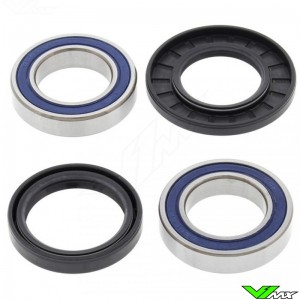 All Balls Front Wheel Bearing Kit - Husqvarna CR125-250 WR125-250-300 TC250-450-510-570-610 TE250-310-450-510-610-630
