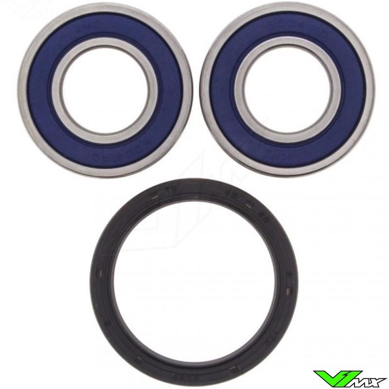 All Balls Voorwiel lagerset - Husqvarna TC610 TE410 TE610 CR125 CR250 WR125 WR250 WR360