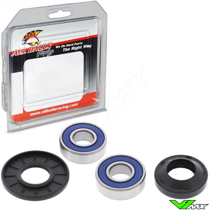 All Balls Front Wheel Bearing Kit - Honda CRF150F CRF230F