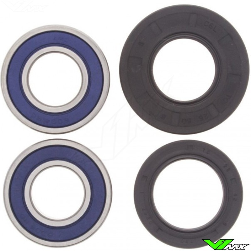 All Balls Front Wheel Bearing Kit - Husqvarna CR125 CR250