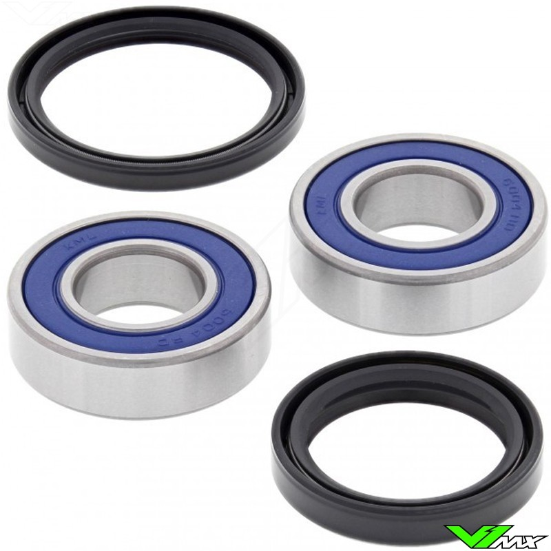 All Balls Front Wheel Bearing Kit - Husqvarna WR125 WR250 WR360