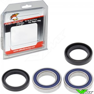 All Balls Front Wheel Bearing Kit - Husqvarna TC250 TC449 TE250 TE310 TE449 TE511 CR125 WR125