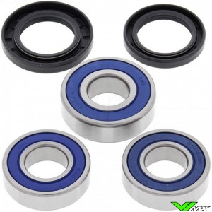 All Balls Rear Wheel Bearing Kit - Kawasaki KLX400 Suzuki DRZ400
