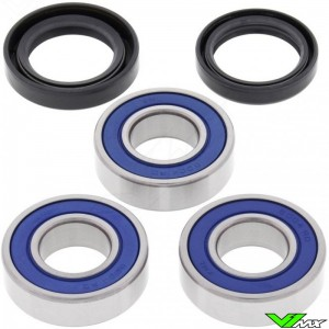All Balls Rear Wheel Bearing Kit - Honda CR125 CR250 CR500