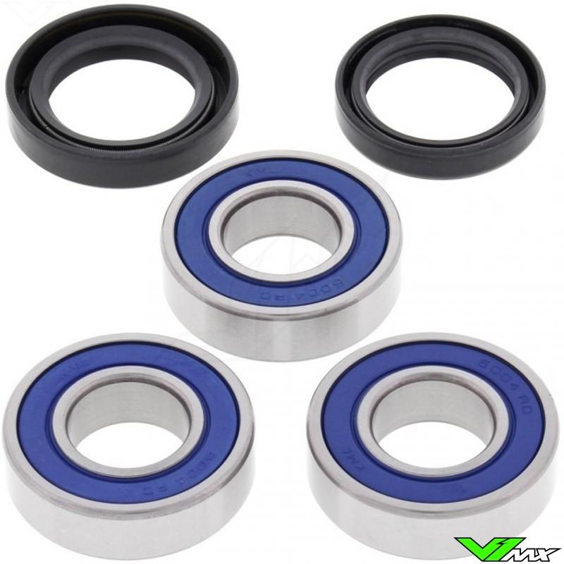 All Balls Rear Wheel Bearing Kit - Honda CR125 CR250 CR500