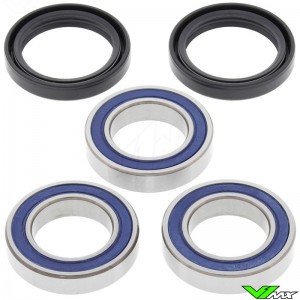 All Balls Rear Wheel Bearing Kit - Suzuki Honda