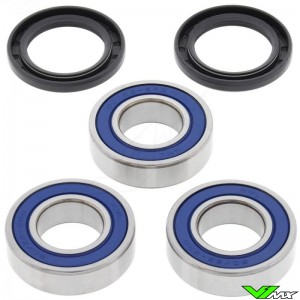 All Balls Rear Wheel Bearing Kit - Suzuki RM125 RM250