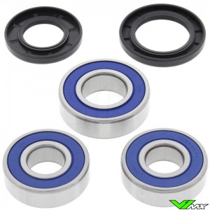 All Balls Rear Wheel Bearing Kit - Suzuki DR650