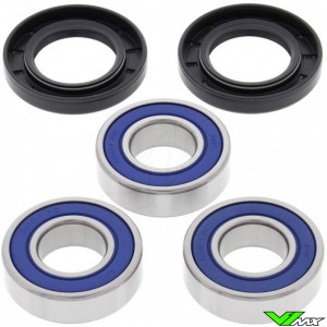 All Balls Rear Wheel Bearing Kit - Yamaha YZ125 YZ250 YZF400 WR200 WR250 WR500 WR400F