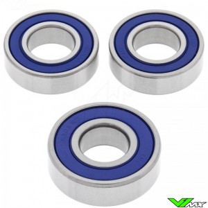 All Balls Rear Wheel Bearing Kit - KTM 65SX Kawasaki KX250 KX500 KDX250 Husqvarna TC65
