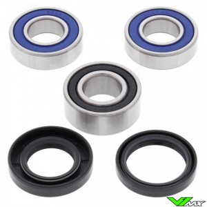 All Balls Rear Wheel Bearing Kit - Husqvarna TC610 TE410 TE610 CR125 CR250 WR125 WR250 WR360