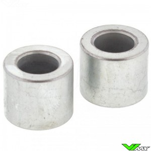 All Balls Front Wheel Spacer Kit - Honda CR80 CR85