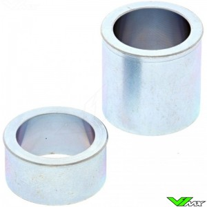 All Balls Front Wheel Spacer Kit - Honda CR125 CR250 CRF250R CRF450R CRF450RWE CRF250RX CRF450X CRF450RX CRF450L